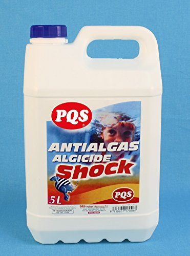Antialgas algicida de choque 5 litros