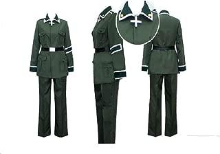 Axis Powers Hetalia APH Germany Cosplay Costume + Wig