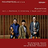 Beethoven, Haydn, Liszt : Trios pour piano. Armstrong, Bielow, Brendel.