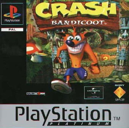 Crash Bandicoot 1 Platinum