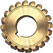 Karbay Gear for MTD 917-04861 Replacement Part 20T Worm,for 717-0528A 717-0528 917-0528A 717-04449 717-04861 917-0528 917-04861