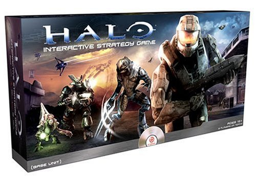 The Genius Brand Halo: Interactive Strategy Game