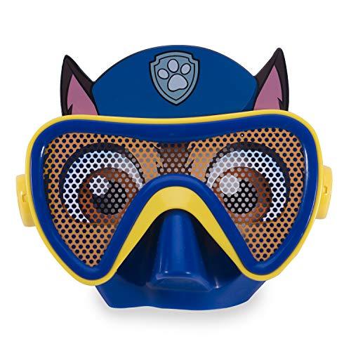 Swim Ways – 6044580 – Tauchmaske Chase Paw Patrol – Zubehör für Schwimmbad, Schwimmen und Tauchen – Paw Patrol