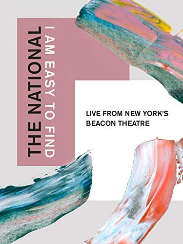 The National I Am Easy To Find Live From New York s Beacon Theatre product image