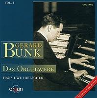 Organ Works of Gerard Bank