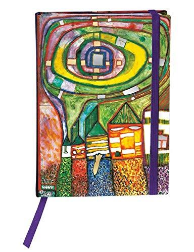 Hundertwasser Agenda 2022 (Schneckenhäuser): Tagesplaner