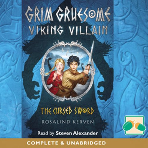 Grim Gruesome Viking Villain: The Cursed Sword cover art