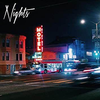 Nights (feat. Jonathan Tribuiani)