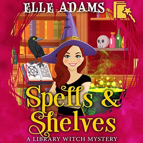 Spells & Shelves cover art