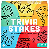 Trivia Stakes Brettspiel (D)