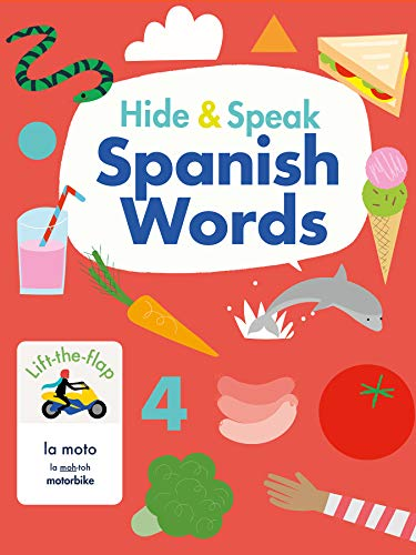 Haig, R: Hide & Speak Spanish Words