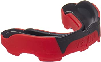 Venum Silicone Mouth Guard - Red and Black
