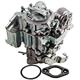 Carburetor Carb for Chevy for Chevrolet for GMC 4.1L 250 & 4.8L 292 V6 Engines 7043014 7043017 7047314 Automatic Choke