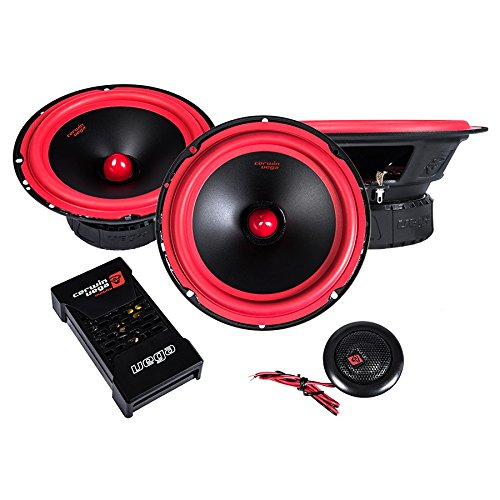 CERWIN VEGA V469 6-Inch x 9-Inch 500 Watts Max//100Watts RMS Power Handling 2-Way Coaxial Speaker Set Black
