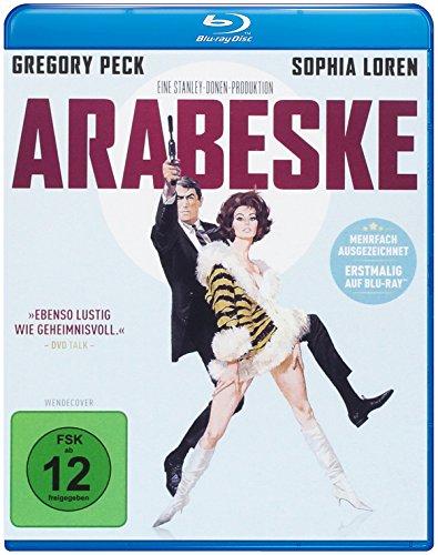 Arabeske [Blu-ray]