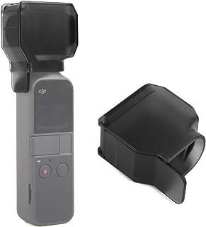 Owoda Tapa de la Lente Cubierta de la Camara Full-Surrounded Cardán Transporte Protector de la Tapa de la Lente para dji OSMO Pocket Accesorios de Proteccion