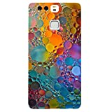 Coque pour Huawei P9 Plus Coque en Silicone TPU Ultra Fine Anti-Rayures Silicone Souple Paysage...