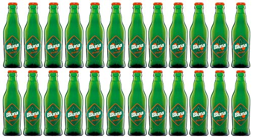 Bluna Orange 24 x 0,2l Orangen Limonade Glas inc.3.60€ MEHRWEG Pfand