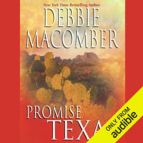 Promise, Texas audiobook cover art