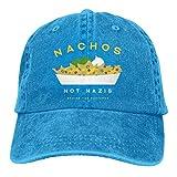 MERCHA Nachos Not Nazis Dad Hat Adjustable Denim Hat Classic Baseball Cap