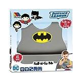 MOLTO Batman - Babero de silicona superheroes