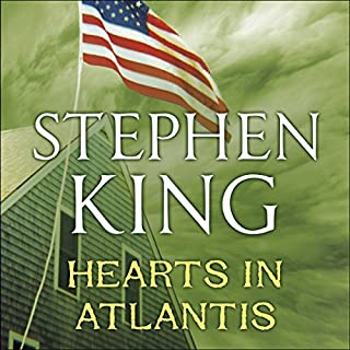 Hearts in Atlantis                   By:                                                                                                                                 Stephen King                               Narrated by:                                                                                                                                 William Hurt                      Length: 20 hrs and 10 mins     306 ratings     Overall 4.2