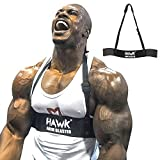 Hawk Sports Arm Blaster for Biceps & Triceps Dumbbells & Barbells Curls Muscle Builder Bicep...