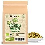 Süßholzwurzel Tee BIO (250g)   Süßholzwurzeltee   Süßholz-Wurzel getrocknet geschnitten enthält Lakritz