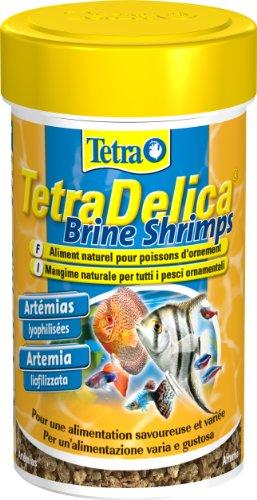Tetra Delights Mangime delica Artemia I PROVENZALIna ml. 100-Alimenti Pesci, Multicolore, Unica, 100 unità