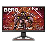 BenQ MOBIUZ EX2710 Ecran gaming de 27 pouces, HDRi, IPS, 144 Hz 1 ms FreeSync Premium FHD, compatible PS5/Xbox X