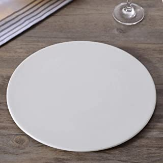 ZEWAN Ceramic Western Plate Daily Snack Plate Sushi Plate Round Plate Multicolor Selection Round Tray