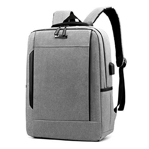 BASA Zaino per Laptop,PortaUSBMultifunzione di Grande capacità, Viaggio/Affari30 * 11 * 40 cm