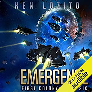 Emergence                   Written by:                                                                                                                                 Ken Lozito                               Narrated by:                                                                                                                                 Scott Aiello                      Length: 8 hrs and 41 mins     2 ratings     Overall 5.0