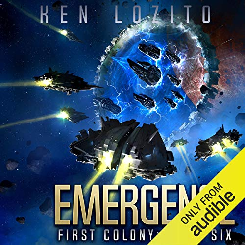 Emergence                   By:                                                                                                                                 Ken Lozito                               Narrated by:                                                                                                                                 Scott Aiello                      Length: 8 hrs and 41 mins     6 ratings     Overall 4.2