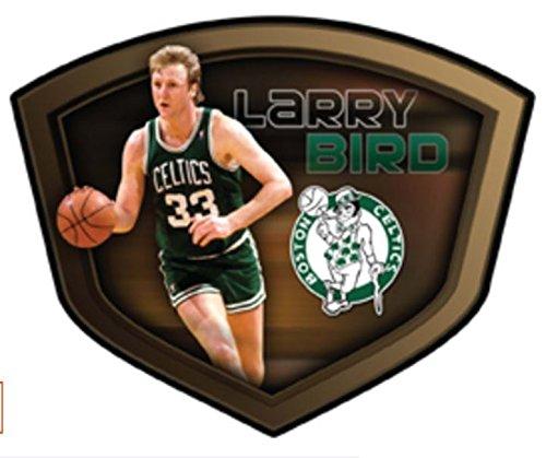 Larry Bird Boston Celtics FATHEAD Official NBA Vinyl Wall Graphic 15'x12' INCH