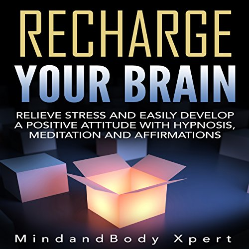 Recharge Your Brain audiobook cover art
