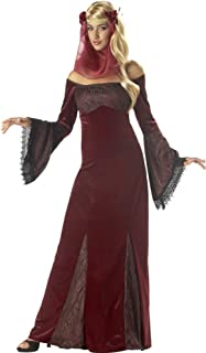 Adult Renaissance Maiden Costume Dress