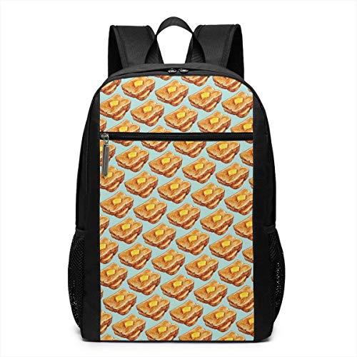 Toast Backpack 17 Zoll Großer Reiserucksack School Bookbag