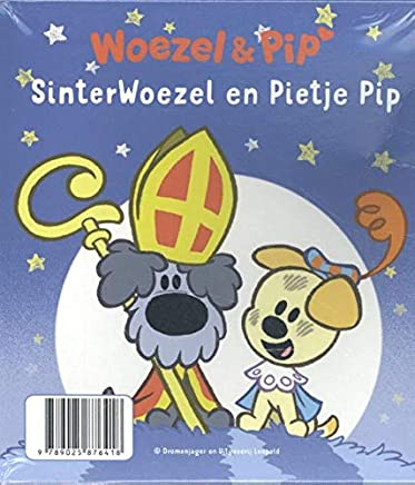 SinterWoezel & PietjePip display 10 ex