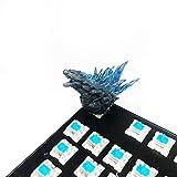 Godzilla Mechanical Keyboard Keycap Personality Keycap DIY Handmade Keycap Gaming Keycap Artisan keycap