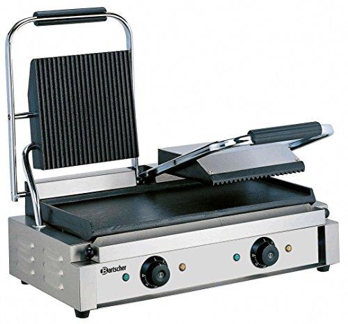 Plaque de cuisson électrique à double paille AP
