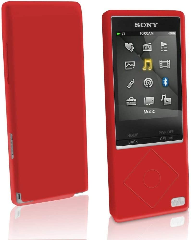 for Opening large release sale Sony A15 Case Silicone NWZ- Cover Skin Walkman Limited time trial price