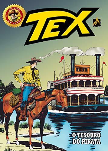 Tex edição em cores Nº 043