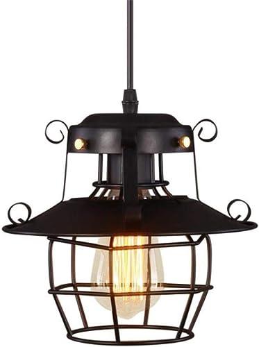 Loft moderne suspendus lumières Lampe suspension Luminaires LED E27 E26 suspendu pour une chambre salon Cuisine Restaurant Bar