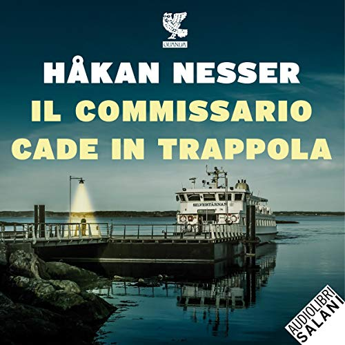 Il commissario cade in trappola cover art