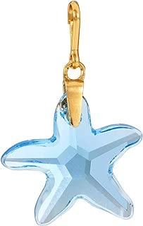 Alex and Ani Starfish Two Tone One Size Charm CS17CSFG