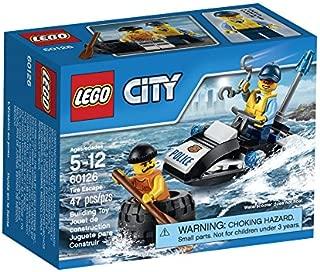 LEGO CITY Tire Escape 60126, 47 Pieces
