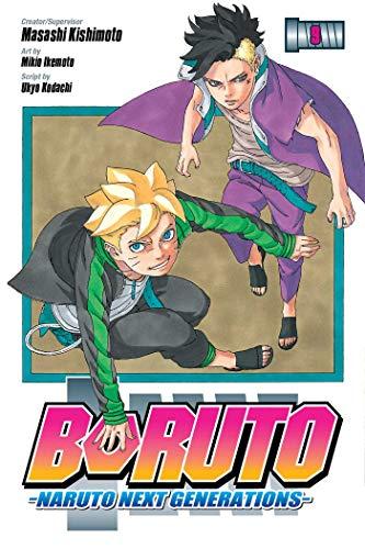 Boruto: Naruto Next Generations, Vol. 9 (9)