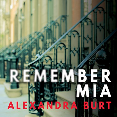 Remember Mia audiobook cover art