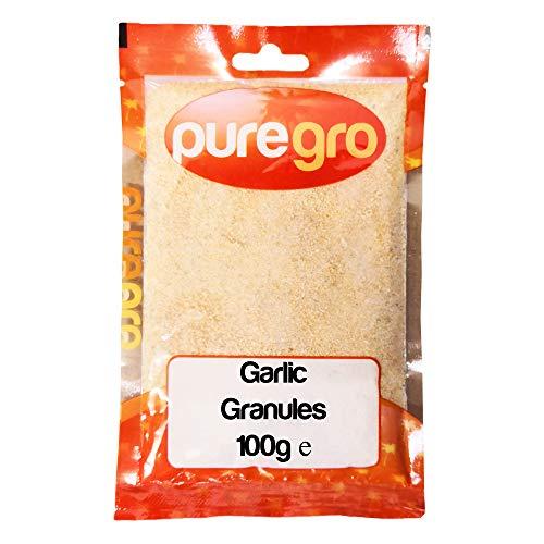 Puregro Garlic Granules 100g